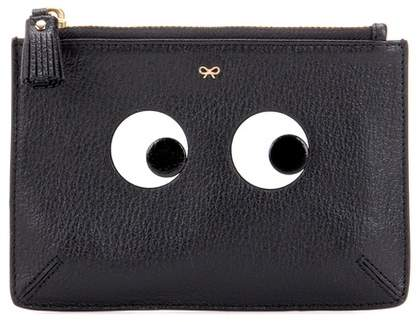 Anya Hindmarch Eyes Small Loose Pocket leather pouch