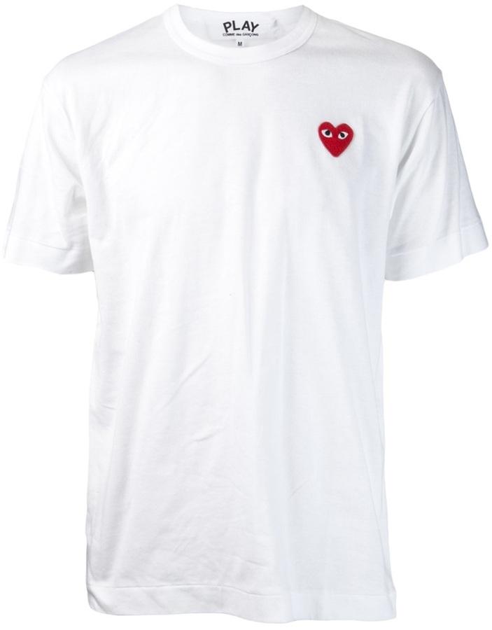 Comme des Garcons 'Emblem' shirt