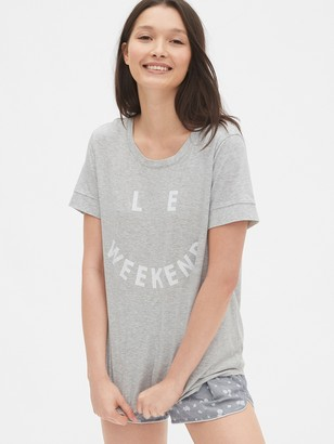 Gap Forever Favorite Graphic T-Shirt