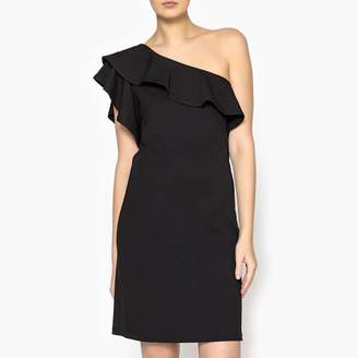 Liu Jo Asymmetric One Shoulder Dress