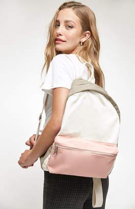 La Hearts Colorblocked Backpack