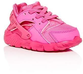 Nike Girls' Huarache Run Low-Top Sneakers - Walker, Toddler