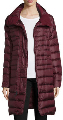The North Face Long Down Helix-Stitched Parka $249 thestylecure.com
