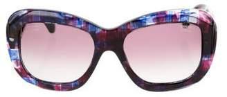 Chanel CC Square Sunglasses