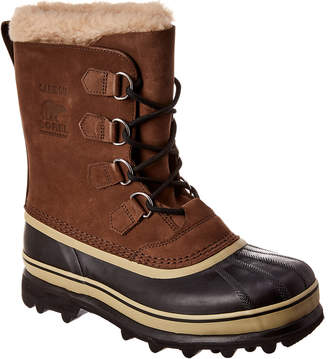 Sorel Carabou Waterproof Leather Boot