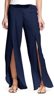 Vix Paula Hermanny Berry Cover-Up Pants