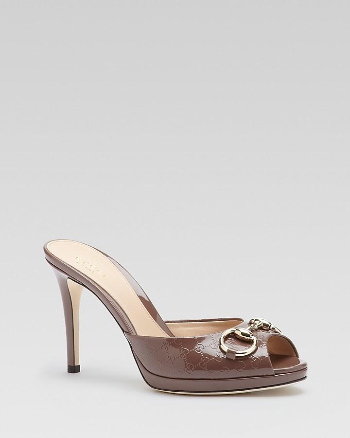 Gucci New Hollywood Slide Sandal