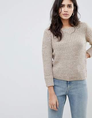 Brave Soul Milky Way Sweater in Twist Yarn