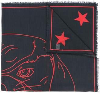 Givenchy (ジバンシイ) - Givenchy ロットワイラープリント スカーフ