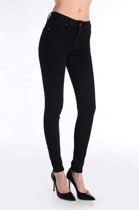 just black Black Jeggings