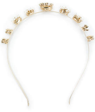 Rosantica pearl headband