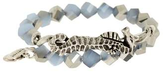 Alex and Ani Beaded Seahorse Wrap Bracelet
