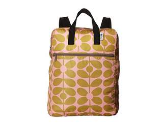 Orla Kiely Sixties Stem Packaway Backpack Backpack Bags