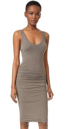 James Perse Skinny Tank Dress $225 thestylecure.com
