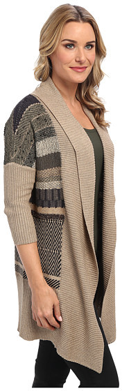 NIC+ZOE Stripe Cozy Multi 6