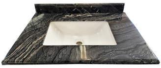 "Laviva Continental 36"" Single Bathroom Vanity Top Top"