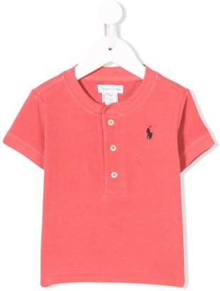 Ralph Lauren Kids short-sleeve polo shirt