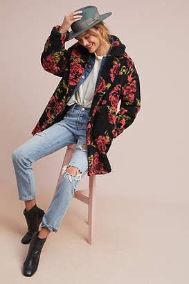 If By Sea Winter Roses Coat