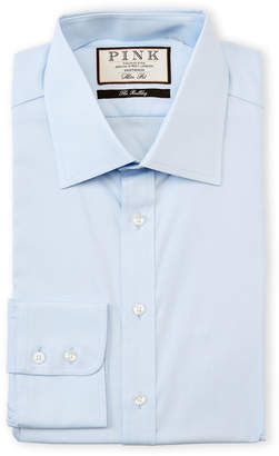 Thomas Pink Weston Solid Slim Fit Dress Shirt