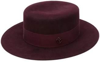 Maison Michel felt hat