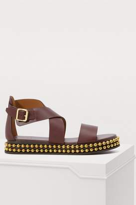 Chloé Buckle sandals