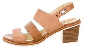 Rag & Bone Leather Multistrap Sandals