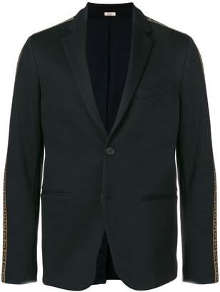 Fendi embellished fitted blazer