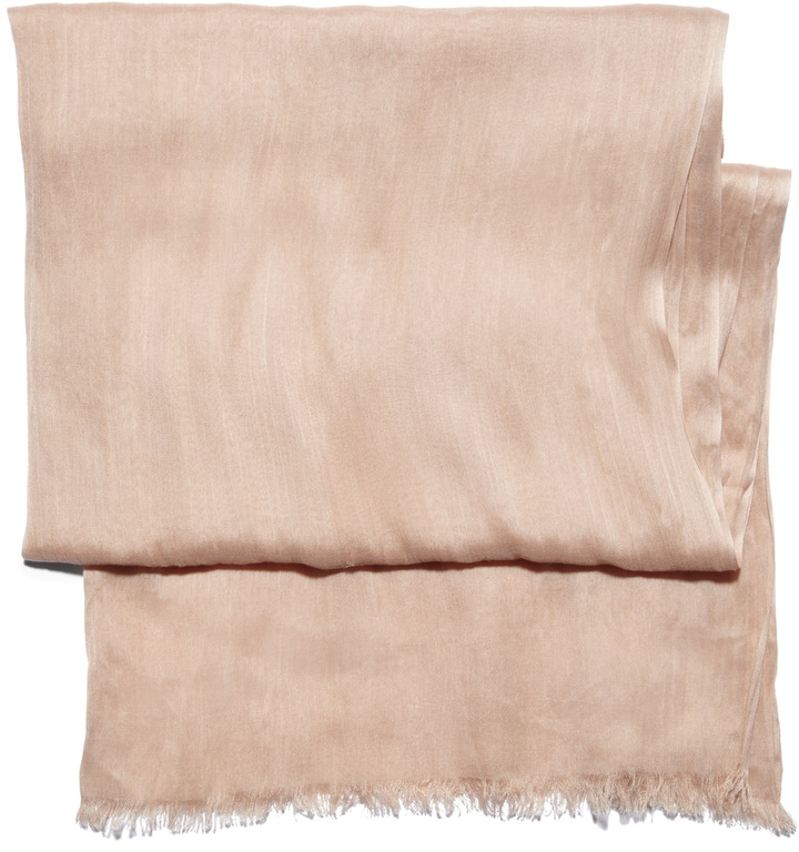 Vince Camuto Lightweight Solid Scarf