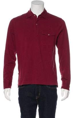 Victorinox Long Sleeve Polo Shirt