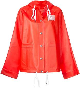 Proenza Schouler PSWL Care Label Raincoat