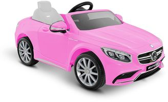 Kid motorz Mercedes Benz S63 6V Ride-On by Kid Motorz $249.99 thestylecure.com
