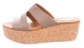 See by Chloe Slide Wedge Sandals