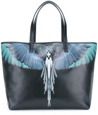 Marcelo Burlon County of Milan Wings shopper tote