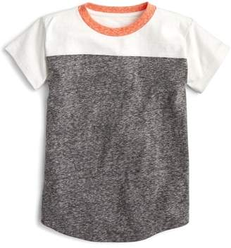 J.Crew crewcuts by Colorblock Football T-Shirt