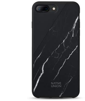 Native Union CLIC Marble iPhone 7 Plus/8 Plus case - Black