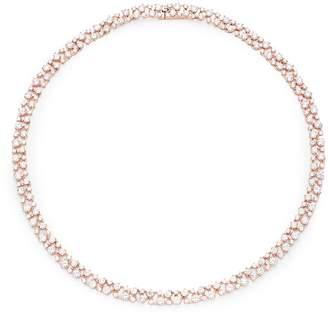 Adriana Orsini Women's Caspian Crystal Collar Necklace