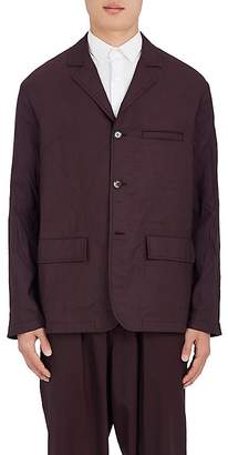 Marni MEN'S WOOL THREE-BUTTON UNSTRUCTURED SPORTCOAT