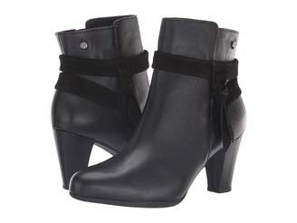 Hush Puppies Meaghan Bow Boot Women's Pull-on Boots