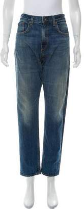 Rag & Bone High-Rise Jeans