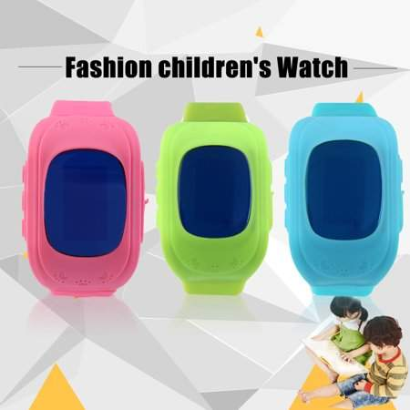 Flaro smart watch for kids Durable Children Kids Smart Watch Q50 Accurate Locator Tracker SOS Emergency Anti-Lost Smart Wrist Watch For Android