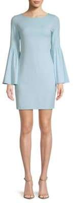 Susana Monaco Bryn Bell-Sleeve Dress