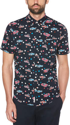 Original Penguin CAR PRINT SHIRT