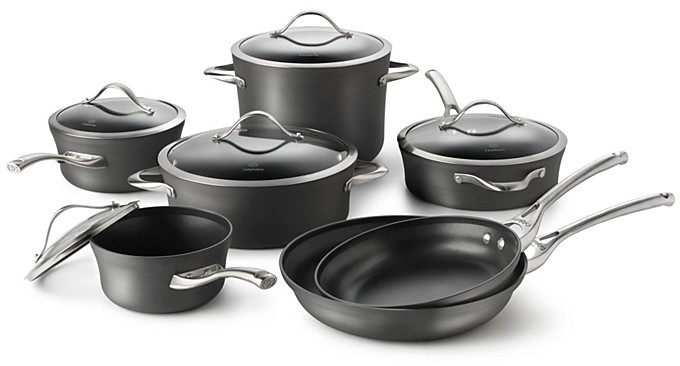 Calphalon 12-Piece Cookware Set
