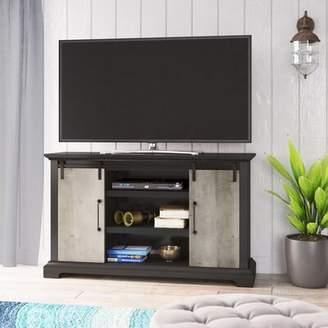 """Gracie Oaks Springdale Sliding Door TV Stand for TVs up to 55"""" Gracie Oaks"""