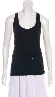 Givenchy Embellished Halter Sleeveless Top