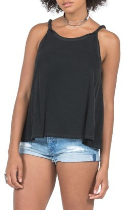 Women's Volcom Twisted Time Tank $35 thestylecure.com