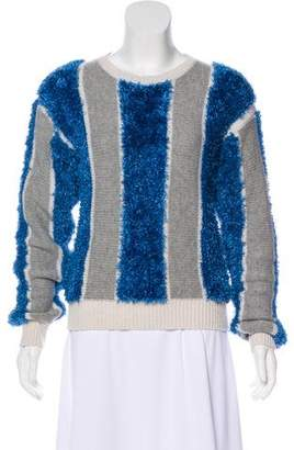 Toga Pulla Textured Knit Sweater
