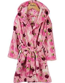 Hatley Pony Orchard Robe