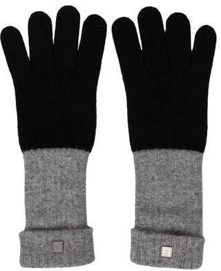 Chanel Sport Cashmere Gloves