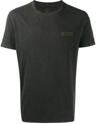 Belstaff Bordered Manufacture print T-shirt